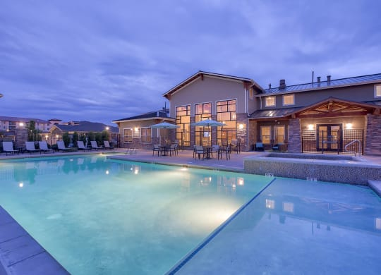 Luxury Apartment Homes Available at Retreat at the Flatirons, 13780 Del Corso Way, Broomfield