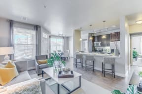 Breakfast Bar in Kitchens at Retreat at the Flatirons, Broomfield, 80020