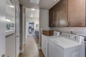 Full-Size Washers And Dryers at Retreat at the Flatirons, Broomfield, Colorado