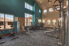 24-Hour Access to Fitness Center at Retreat at the Flatirons13780 Del Corso Way, CO