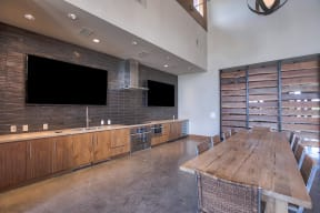 Fully-Equipped Community Kitchen at Retreat at the Flatirons, 80020, CO