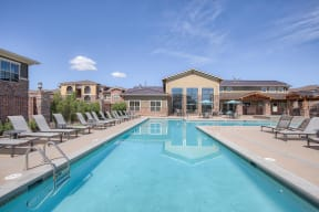 Year-Round Pool and Spa at Retreat at the Flatirons, Broomfield, 80020