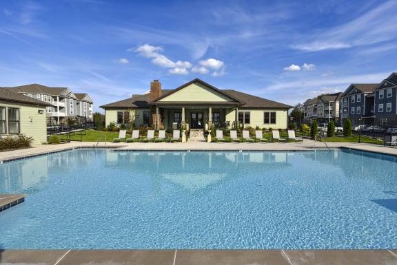 Arden Village pool.