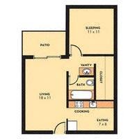 Floor Plan Metropolitan