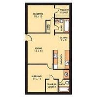 Floor Plan Thomas