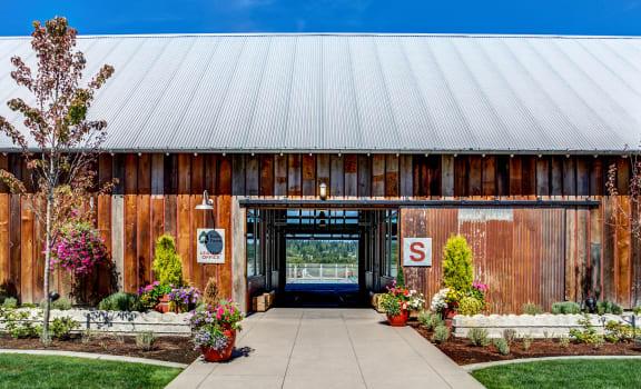 Bailey Farm Front Office