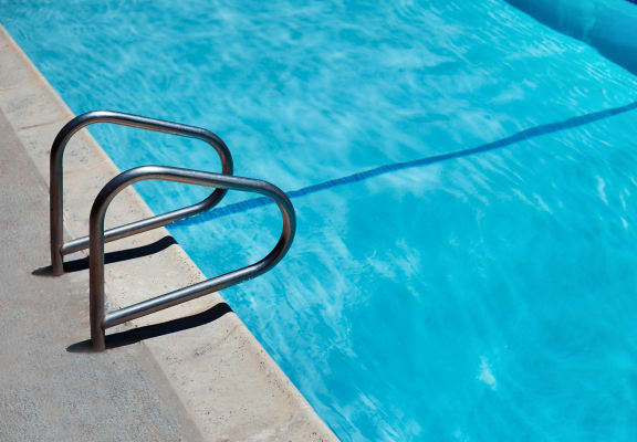 Pool stock photo at Canyon Heights Apartments in Tucson AZ