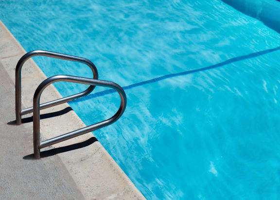 Pool stock photo at Papago Crossing Apartments in Phoenix AZ
