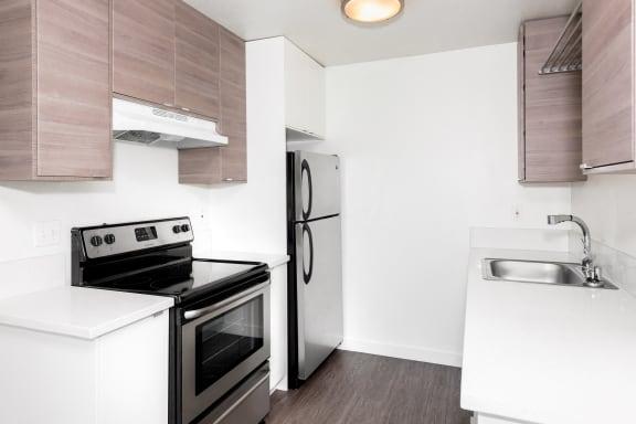 Holgate Lofts Apartments   Kitchen