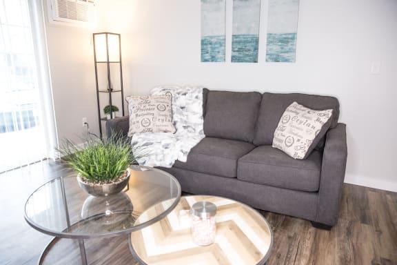 GoGo West Model Living Room