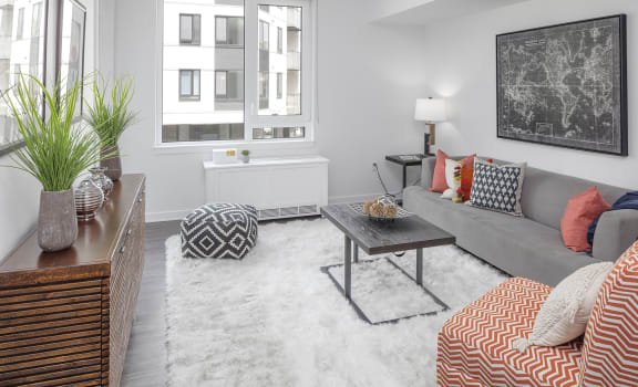 Arc Central Apartments In Beaverton Or