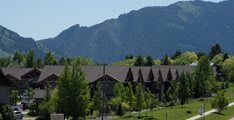 Beautiful Landscaping at Saddleview Apartments in Bozeman, MT 59715