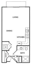 Floor Plan  Serenity 1
