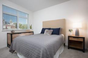 One Bedroom Apartments In Oakland CA-777 Broadway Bedroom