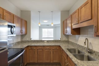 High Quality Kitchen Cook-top at Waterstone Place, Minnetonka, MN