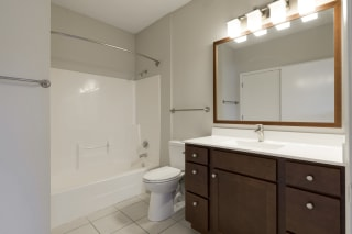 Large Bathroom at Waterstone Place, Minnesota, 55305