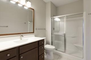 Master bath at Waterstone Place, Minnetonka, 55305