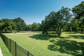 Beautifully maintained grounds | The Park at Walnut Creek