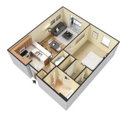 Floor Plan Alvadora