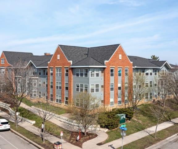 Marcy Park  Apartments Exterior