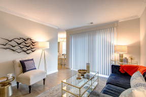 Bayshore Landing Model Livingroom