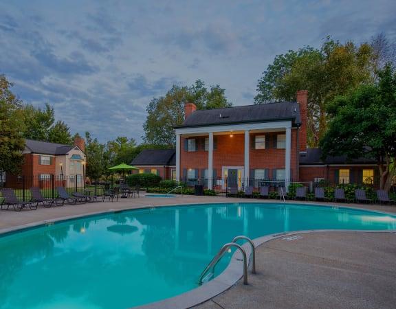 Littlestone of Village Green Apartments - Resort-style pool