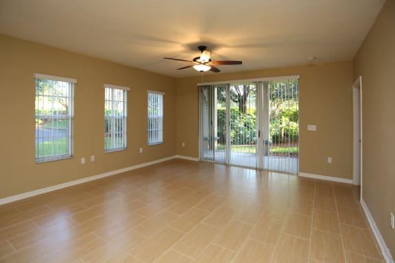 Interior unit tile floor Miramar Florida