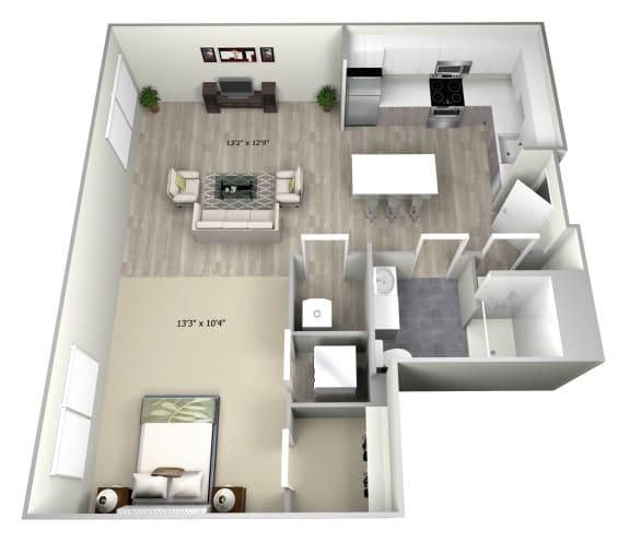 Floor Plan  TrudS Floor Plan at 735 Truman, Hyde Park, MA
