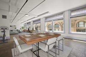 Interior Photo of Live-Work Loft at Santa Fe Lofts, 121 E 6th Street, Los Angeles, CA 90014