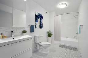 Interior Photo at Santa Fe Lofts, 121 E 6th Street, Los Angeles, CA 90014