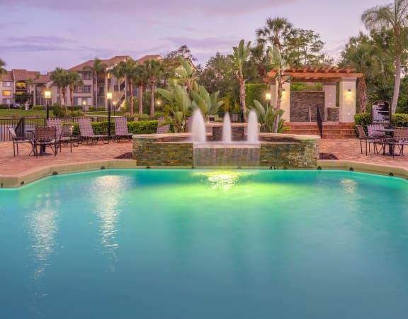 La Costa Apartments pool