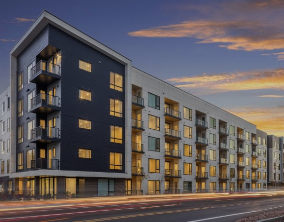 Baseline 158 - Building exterior