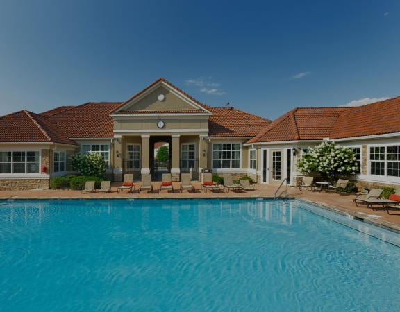 Cordillera Ranch Apartments resort-style pool