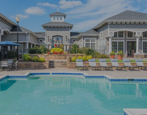 The Crossings at Alexander Place - Resort-style pool