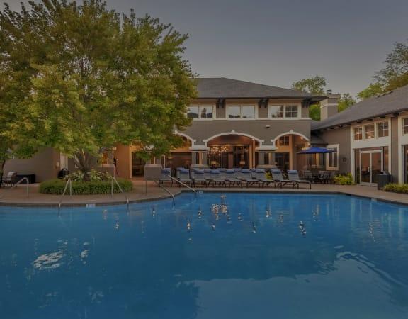 Estates at River Pointe - Resort-style pool