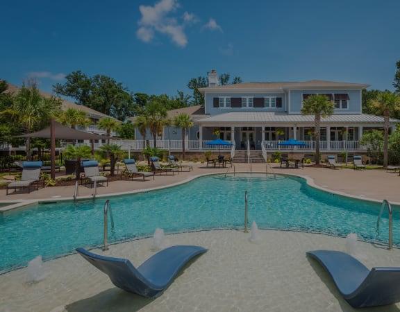 Windward Long Point Apartments - Resort-style pool
