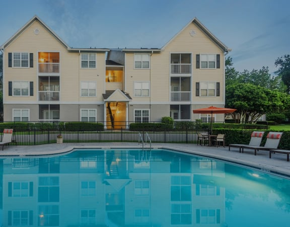 The Colony at Deerwood Apartments - Apartments with pool views