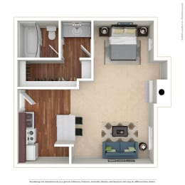 Northview-Southview Apartment Homes 8111 Reseda Boulevard  Reseda, CA 91335