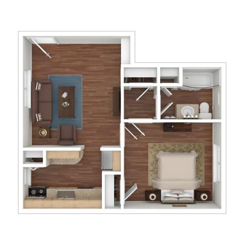 Floor Plan  Style 3