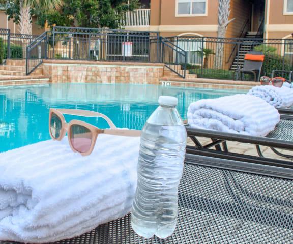 Lifestyle Pool at Crestview at Oakleigh, Pensacola, Florida