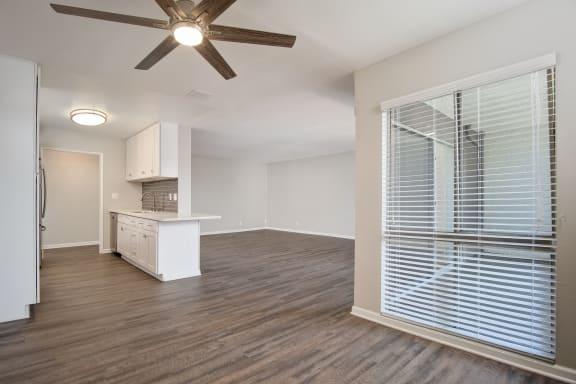 Floor Plan  Unit Image - Ceiling Fan at Parc at 5 Apartments, California, 90240