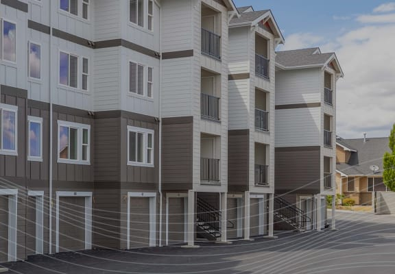 The Tides at Willow Point Apartments Exterior Buildings and Street