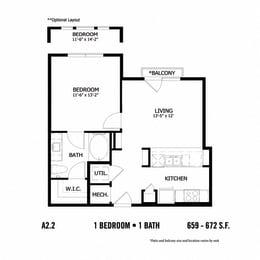 Floor Plan A2.2