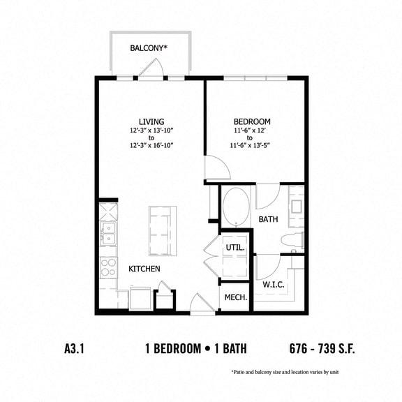 Floor Plan  A3.1