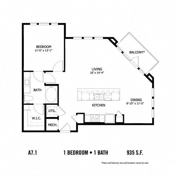Floor Plan  A7.1