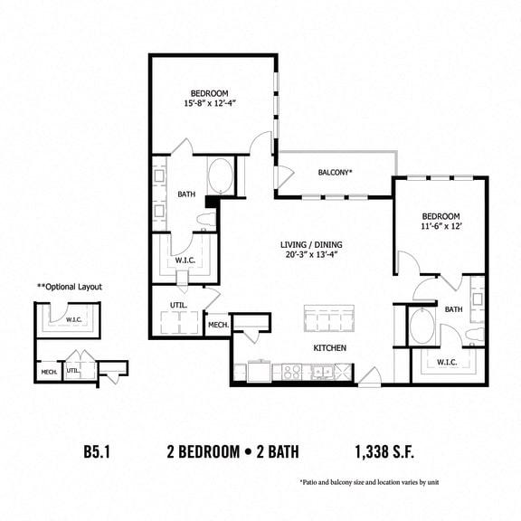 Floor Plan  B5.1
