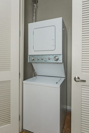Gale Lofts In-Unit Washer and Dryer