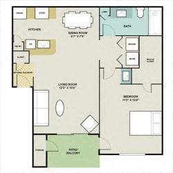 Floor Plan Alpine