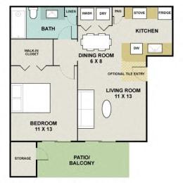 Floor Plan  Maplewood