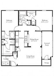 Archdale Floor Plan